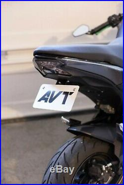 AVT z125 Pro Fender Eliminator Kit LED Integrated Turn Signals Tail Light