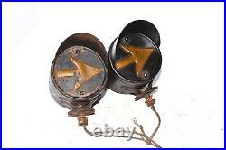 Antique Car Turn Signal DIETZ PILOT MODEL 350DF LOT Vintage Truck Lamp Part