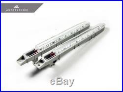 AutoTecknic BM-0266-A Amber LED Fender Turn Signal Lights Fits 08-13 BMW M3