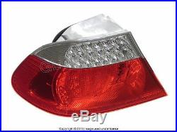 BMW E46 (03/2003-2006) Taillight LED with White Turn Signal for Fender LEFT OEM