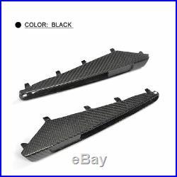 Carbon Side Marker Light Cover Fender Turn Signal Cover For BMW E92 E93 M3 08-11
