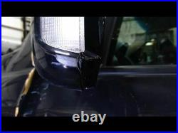 Driver Side View Mirror Black Heated With Turn Signals Fits 09-15 PILOT 696746