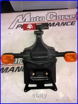 Ducati 996 Sps #1647 2001 704 Miles Stock Oem License Plate Holder Turn Signals