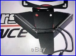 Ducati Panigale V4 S Nrc License Plate Fender Eliminator Kit Led Turn Signal New