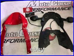 Ducati Scrambler 800 Rear Fender + Inner Trim + Turn Signals
