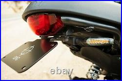 Ducati Scrambler Fender Eliminator with Turn Signal Bracket