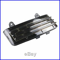 Eagle Lights Road Glide Street Glide Smoked Tri-Bar LED Tail Fender Tail Light