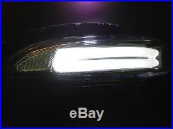 FOR TOYOTA COROLLA S 2014+ LED door mirror turn signal lights pilot courtesy