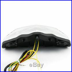 Fender Eliminator LED Tail Light Turn Signals For KAWASAKI ER-6N/6F Ninja 650