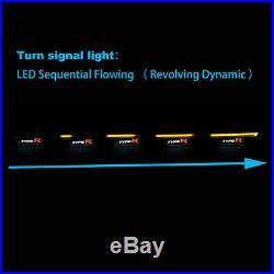 Fender Light Revolving Dynamic Turn Signal Lamp For Honda CIVIC 2016-2020