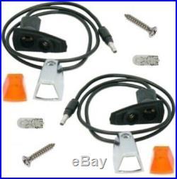Fender Turn Signal Indicators for 1973-1976 MoPar A-Body & B-Body