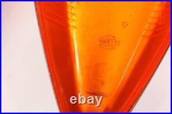 Fender Turn Signal Light Lens Set 68-69 VW Beetle Bug Aircooled Genuine Hella