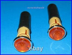 Fiat Dino & 124 Ac Ferrari 246 Dino Front Side Indicator Fender Blinker Lights