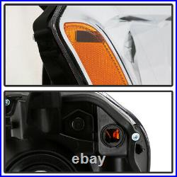For 2012-2015 Honda Pilot Halogen Replacement Headlights Headlamp Passenger Side