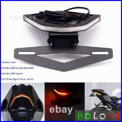 For BMW S1000RR (2020) Tail Tidy Fender Eliminator LED Taillight Turn Signals