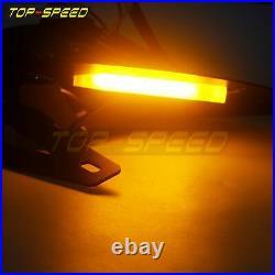 For BMW S1000RR / S1000R 15-19 Fender Eliminator Kit Motorcycle LED Turn Signals