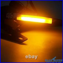 For BMW S1000RR S1000R 15-19 Tail Tidy Fender Eliminator with Amber Turn Signals