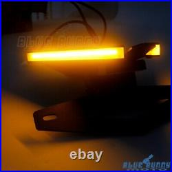 For Ducati Panigale 1199 1299 LED Tail Tidy Fender Eliminator Kit Turn Signals