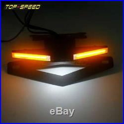 For Kawasaki Z1000 2010-2013 Fender Eliminator Kit Motorcycle LED Turn Signals