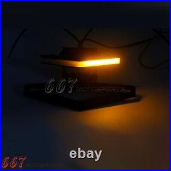 For Kawasaki Z900 Tail Tidy Fender Eliminator Turn Signals License Plate Light