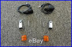 For Mopars. 1973 Up Front Fender Turn Signal Indicators