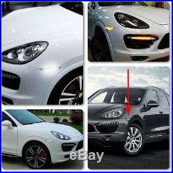 For Porsche Cayenne 11-14 Front Fender Led Running Position WithTurn Signal Lamp
