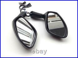 Futura Mirrors W Turn Signals 2002 Aprilia RST 1000 #12