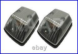 G63 G550 G-class W463 G-wagon Factory Turn Signal Lights Lamp Fender Marker Pair