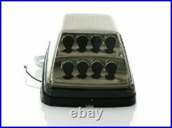 G63 G550 G-class W463 G-wagon Turn Signal Smoke Led Lights Lamp Fender Marker