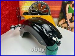 Genuine 09-20 Harley Touring Road King Rear Fender Lights Turn Signals