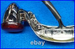 Genuine Harley Touring Road Glide Rear Fender Tail Light Turn Signals 2010-2020