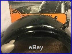 Harley Davidson Custom Rear Fender + Turn Signals Signal
