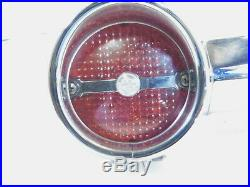 Harley Davidson Electra Glide & Road King Rear Fender Turn Signal Mount Bracket