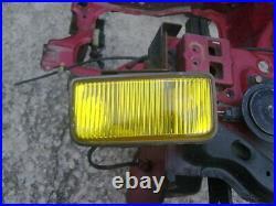 Honda Civic EF9 Front End Hood Bumper Lip Fog Turn Signal Light Fender Headlight