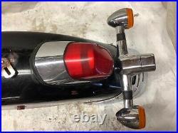 Honda VT1100C Shadow. Rear fender, taillight, turn signals, complete