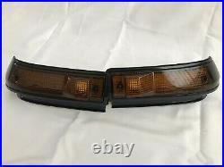 JDM Genuine Toyota AE86 Trueno (Zenki) Fender Turn Signal Lens (LH/RH Set)