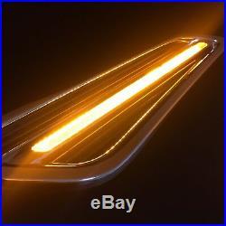 LED Fender Side Marker Light Turn signal light lamp For NISSAN PATROL Y62 11-17