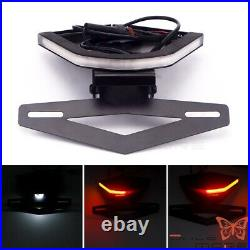 LED Integrated Taillight Turn Signals Fender Eliminator For BMW S1000RR 2020