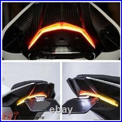 LED Light Integrated Taillight Turn Signals Fender Eliminator For BMW S1000RR