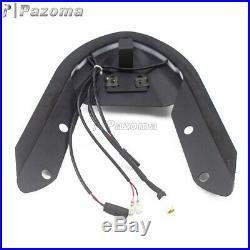 LED Tail Tidy Fender Eliminator Kit Turn Signals For Ducati Monster 821 1200/S