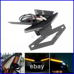 LED Tail Tidy Fender Eliminator Kit with Turn Signal Light For 390 17-19