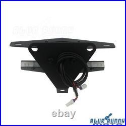 LED Tail Tidy Fender Eliminator Kit with Turn Signals For Aprilia RSV4 RR RF 09-19