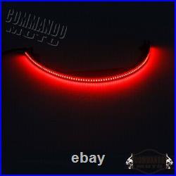 LED Turn Signal Fender Light Bar Kit For Suzuki Boulevard M109R / M90 2006-UP