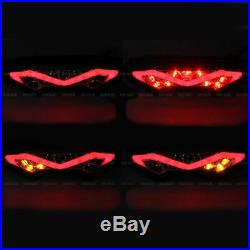 LED Turn signals Tail Light Rear Tail Tidy Fender For Yamaha FJ-09 MT-09 Tracer