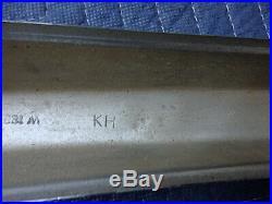 MERCEDES 300Sc 188 Left Front Fender Light, Turn Signal Cover 30 188 820 0320