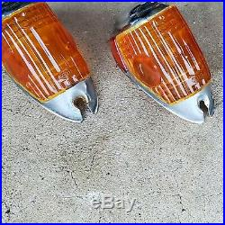 Mercedes-Benz W120 & W121 Ponton Hella Front Fender Turn Signal Lenses 180 190