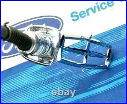 Mint 90 97 Lincoln Town Car Hood Ornament Grill Emblem