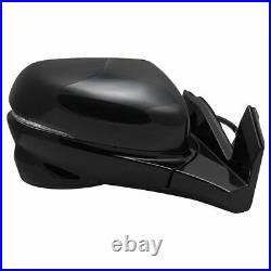 Mirror Power Heated Memory Turn Signal Camera Paint to Match RH Side for Pilot