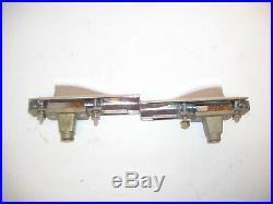 Mopar Nos 1966 Chrysler 300 Front Fender Top Turn Signal Assemblies 2586594, 595