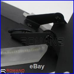 Motorcycle Rear Fender Eliminator Turn Signal Plate Holder For BMW S1000 RR R